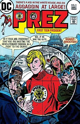 Prez (1973) #3