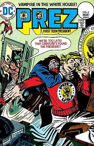 Prez (1973) #4