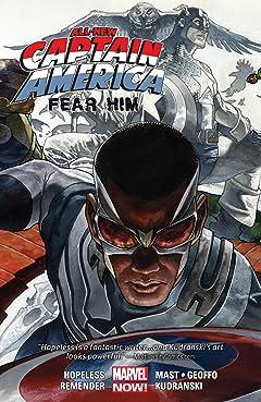 All-New Captain America: Fear Him