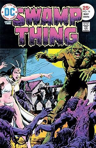 Swamp Thing (1972-1976) #16