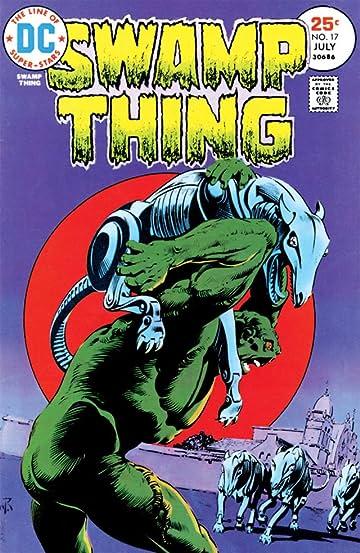 Swamp Thing (1972-1976) #17