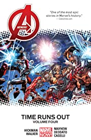 Avengers: Time Runs Out Tome 4