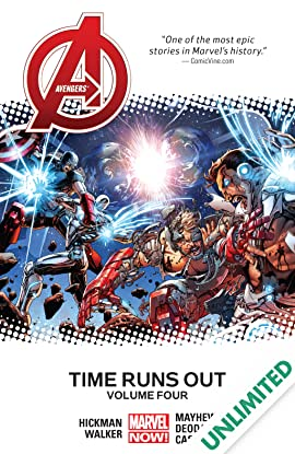Avengers: Time Runs Out Vol. 4
