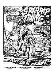 Swamp Thing (1972-1976) #18