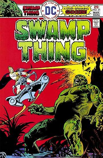 Swamp Thing (1972-1976) #21