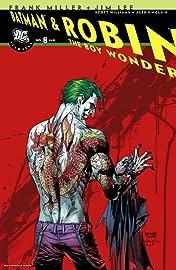 All-Star Batman and Robin, the Boy Wonder #8