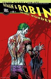 All Star Batman and Robin, The Boy Wonder #8