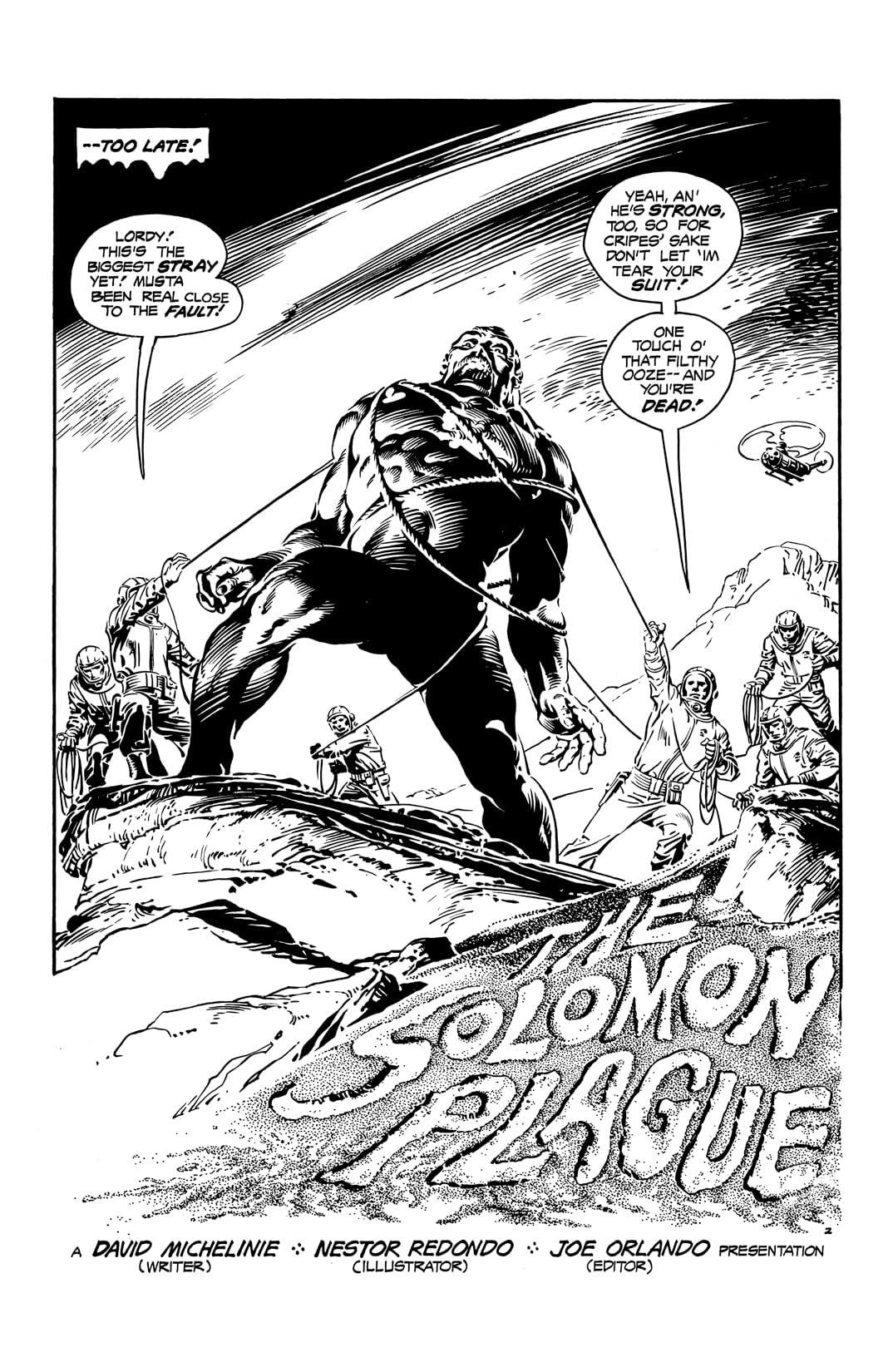 Swamp Thing (1972-1976) #22
