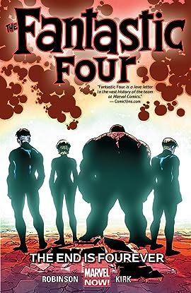 Fantastic Four Vol. 4: The End Is Fourever
