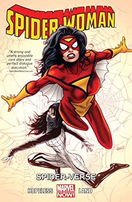 Spider-Woman Vol. 1: Spider-Verse