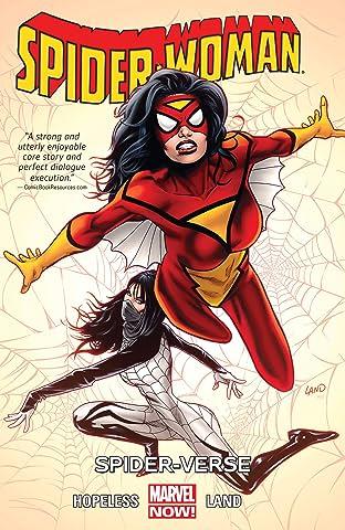 Spider-Woman Tome 1: Spider-Verse