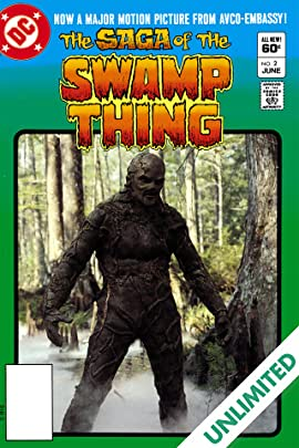 The Saga of the Swamp Thing (1982-1996) #2
