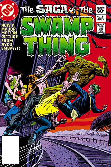 The Saga of the Swamp Thing (1982-1996) #3