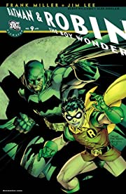 All-Star Batman and Robin, the Boy Wonder #9
