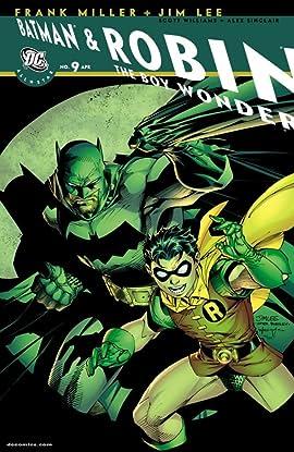 All-Star Batman and Robin, the Boy Wonder #9
