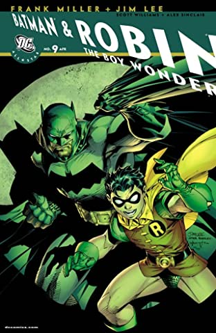 All Star Batman and Robin, The Boy Wonder #9