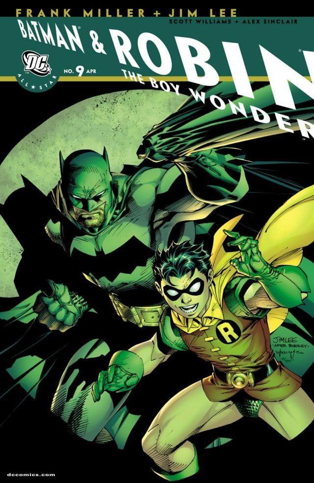 All Star Batman and Robin, The Boy Wonder #9