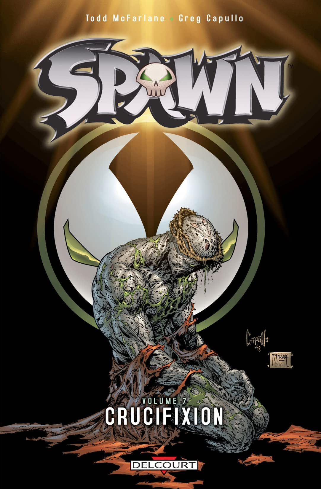Spawn Tome 7: Crucifixion