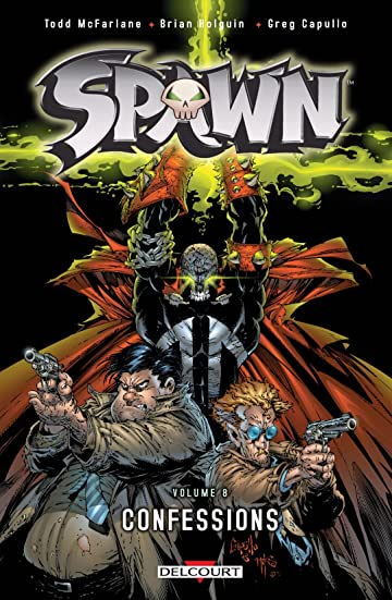 Spawn Tome 8: Confessions