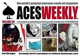 Aces Weekly Vol. 8
