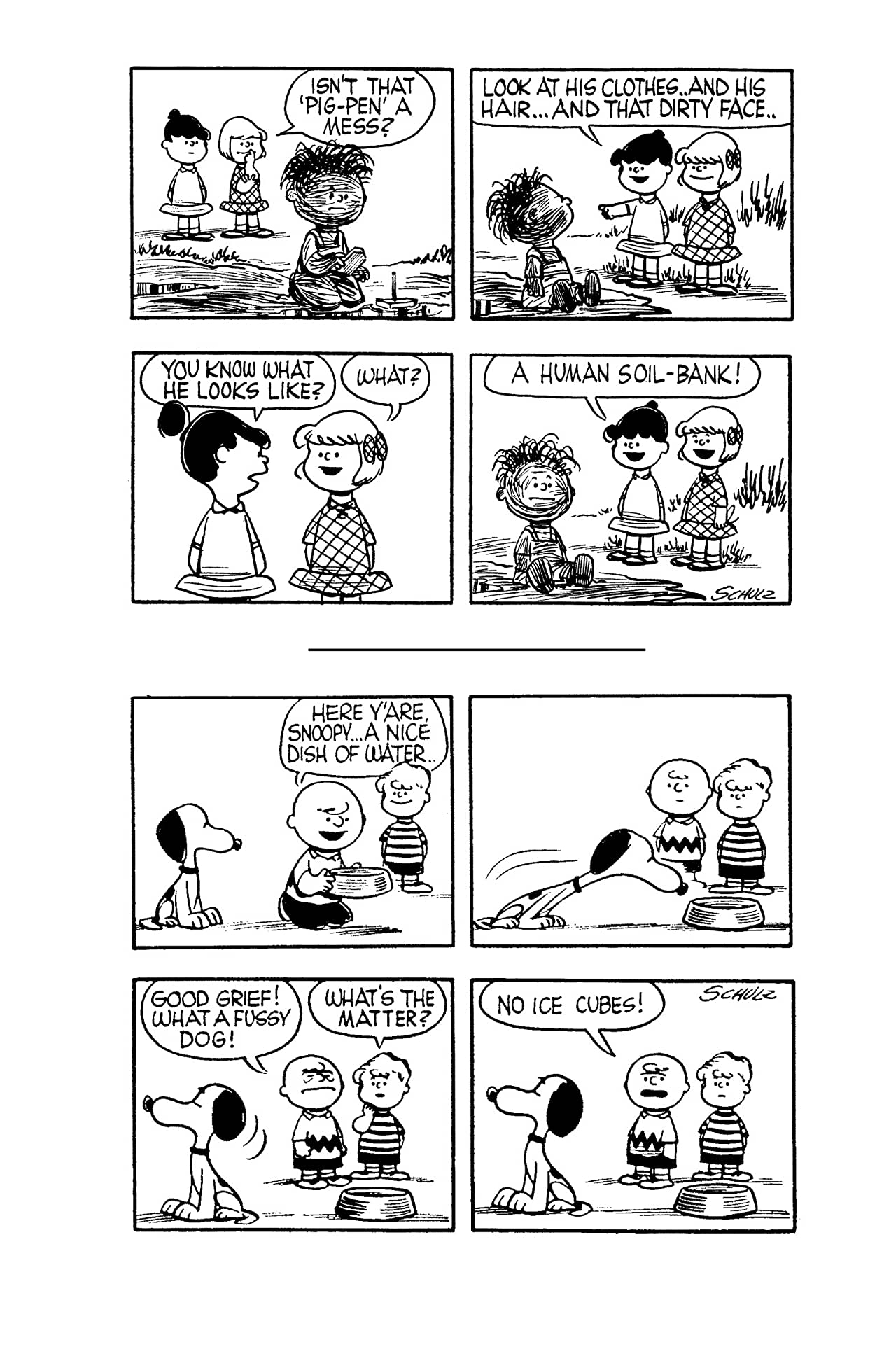Peanuts Vol. 4: Good Ol' Charlie Brown