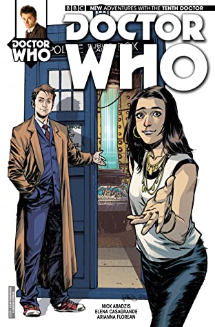 Doctor Who: The Tenth Doctor No.15