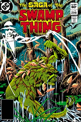 The Saga of the Swamp Thing (1982-1996) #14