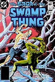 The Saga of the Swamp Thing (1982-1996) #15