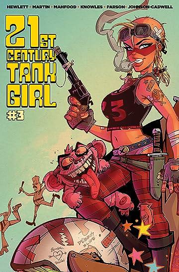 21st Century Tank Girl #3