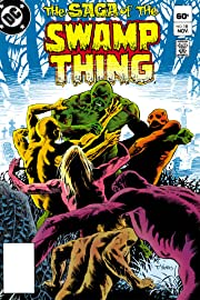 The Saga of the Swamp Thing (1982-1996) #18