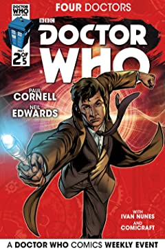 Doctor Who 2015 Event: The Four Doctors #2