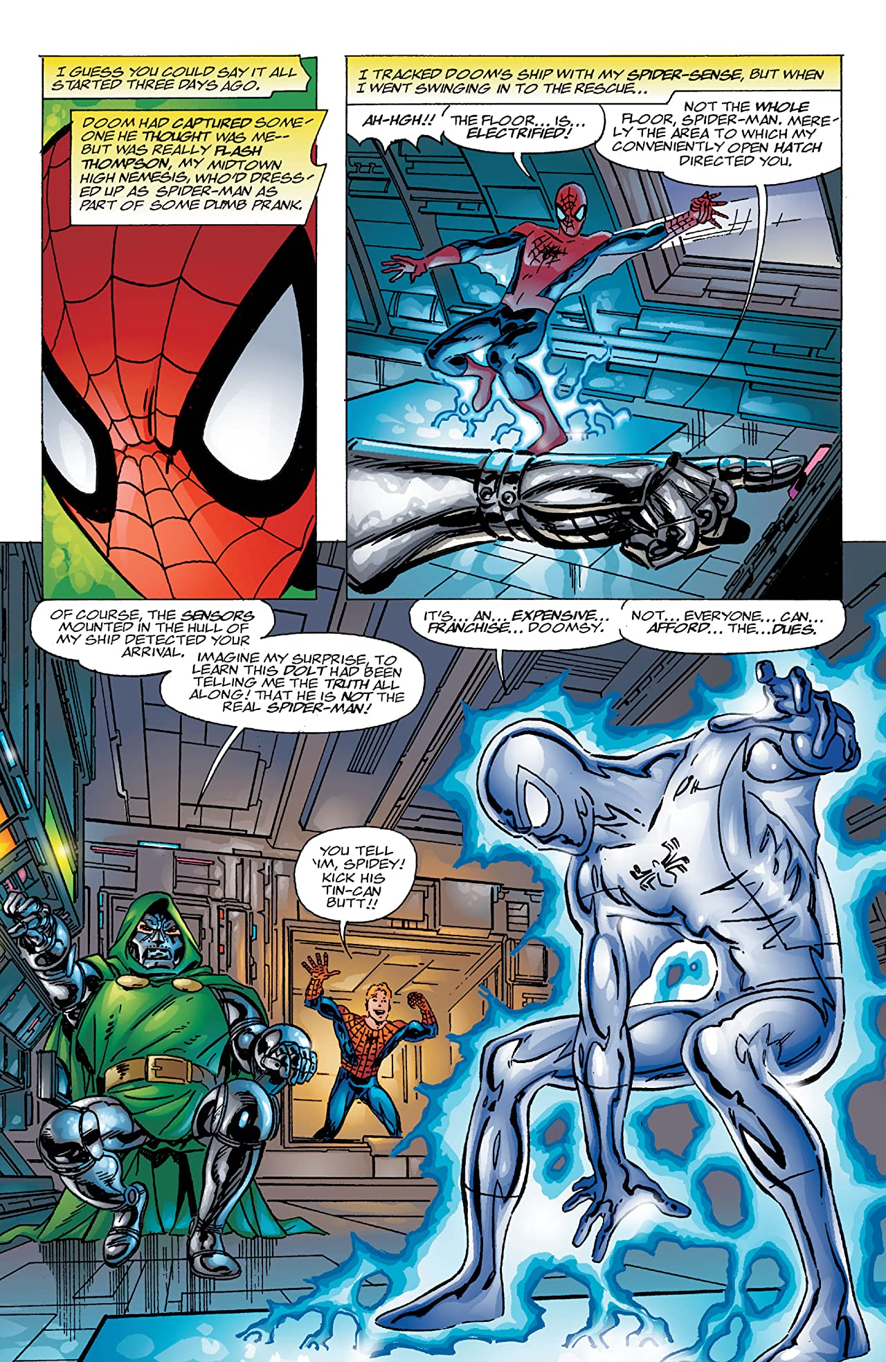 Spider-Man: Chapter One #5