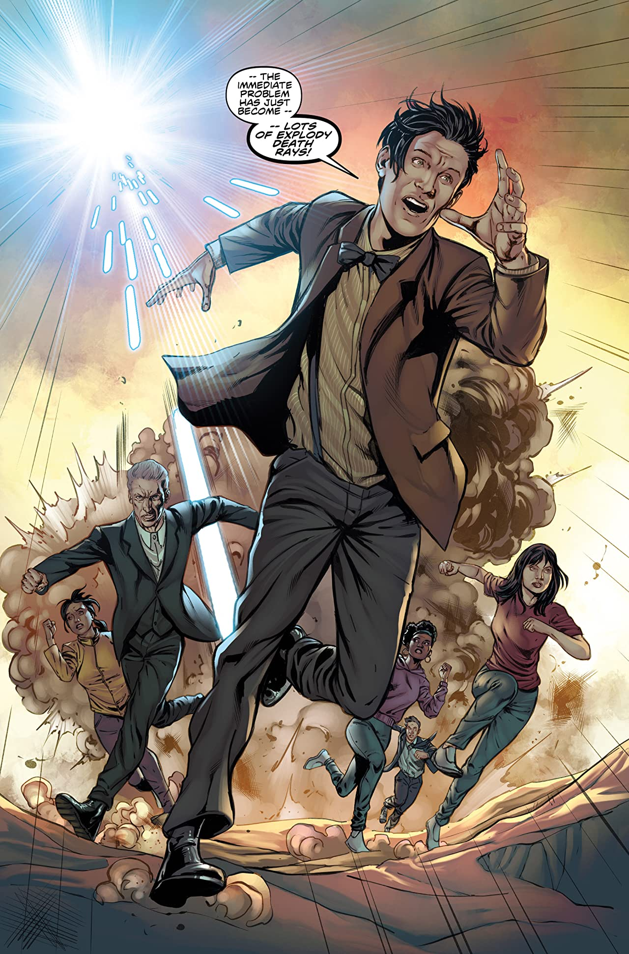 Doctor Who 2015 Event: The Four Doctors #3