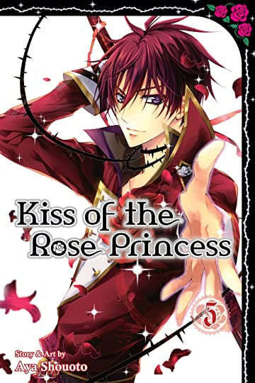Kiss of the Rose Princess Vol. 5