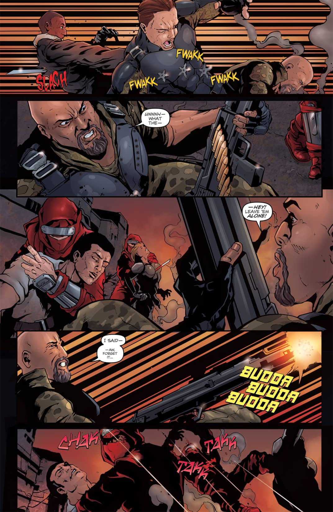 G.I. Joe 2: Movie Prequel - Retaliation