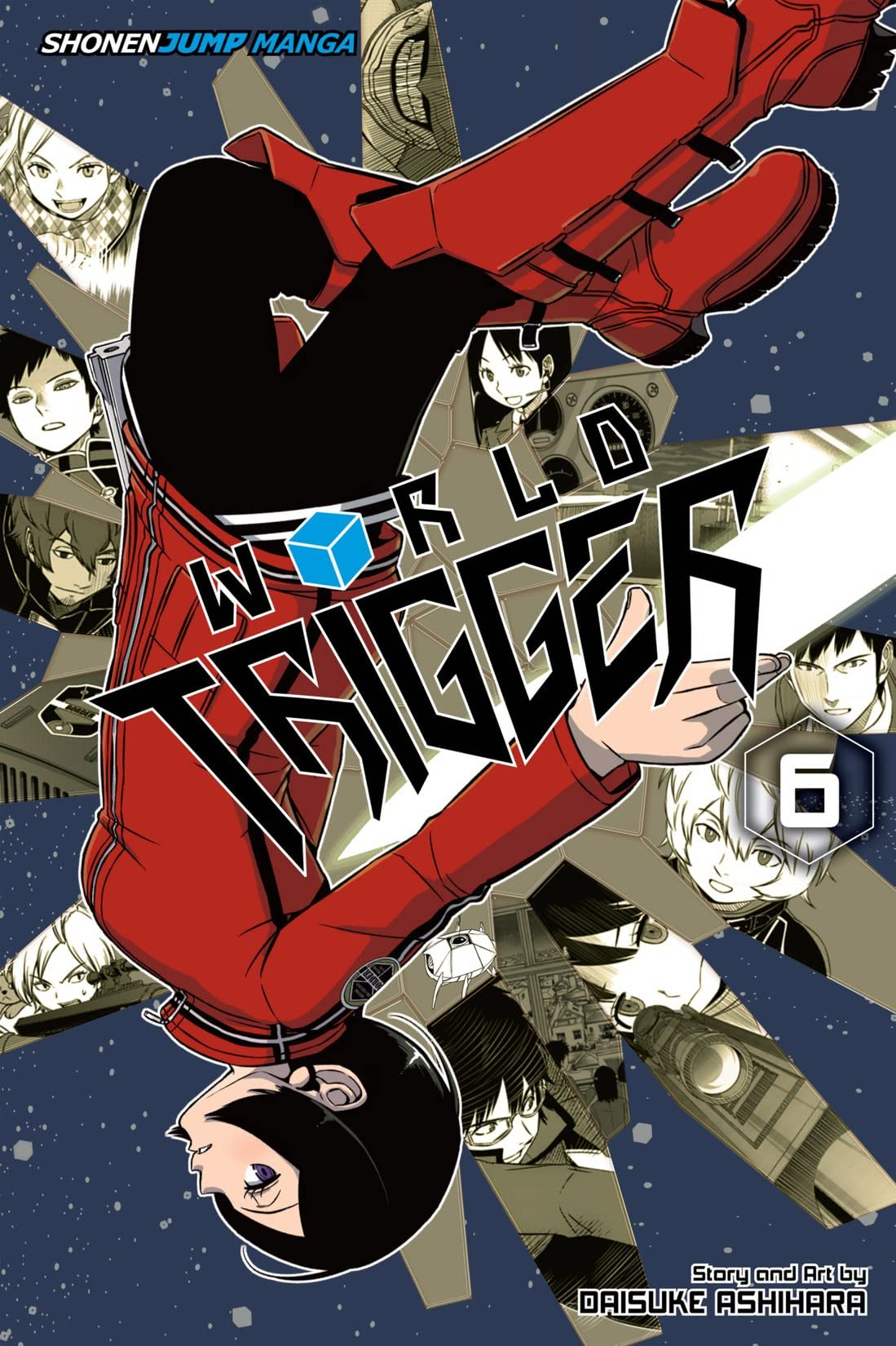 World Trigger Vol. 6
