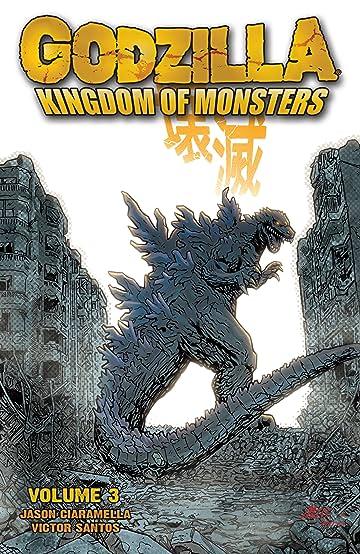 Godzilla: Kingdom of Monsters Vol. 3