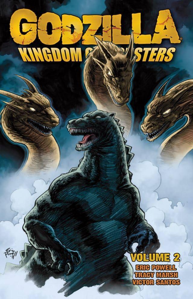 Godzilla: Kingdom of Monsters Vol. 2