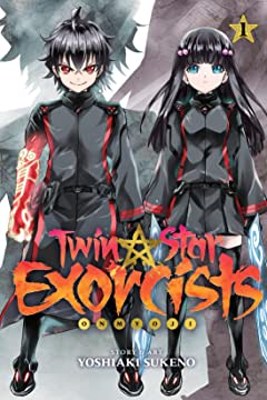 Twin Star Exorcists Tome 1