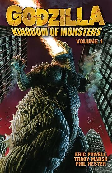 Godzilla: Kingdom of Monsters Vol. 1