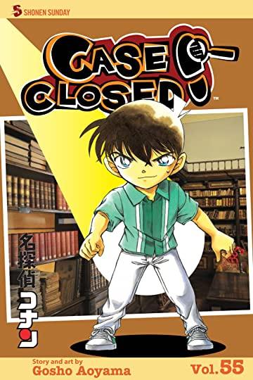 Case Closed Vol. 55