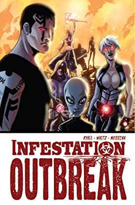 Infestation: Outbreak - Collected Edition