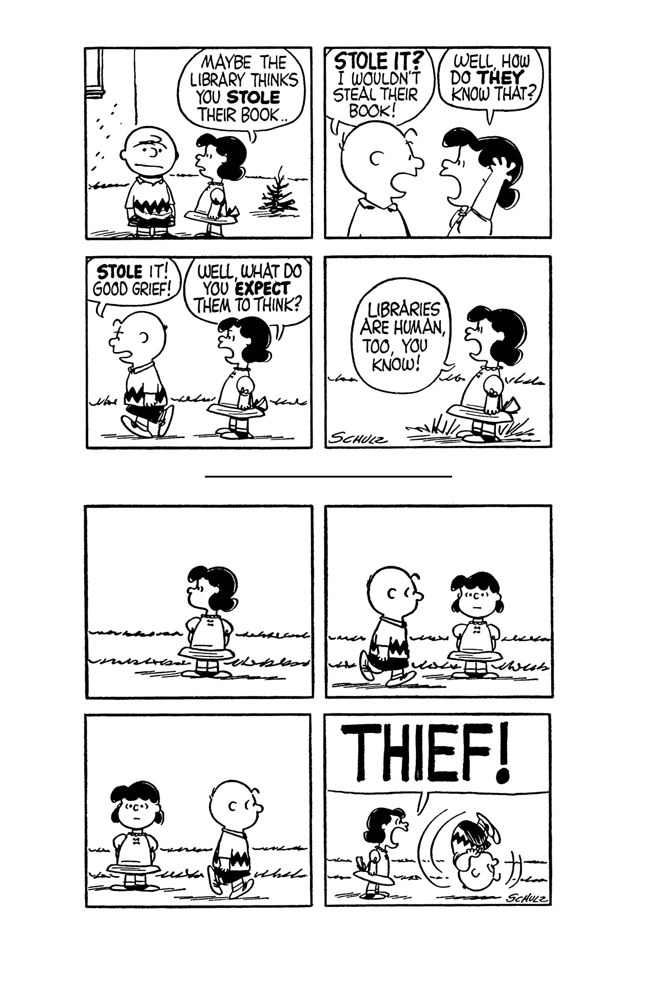 Peanuts Vol. 8: Peanuts Revisited