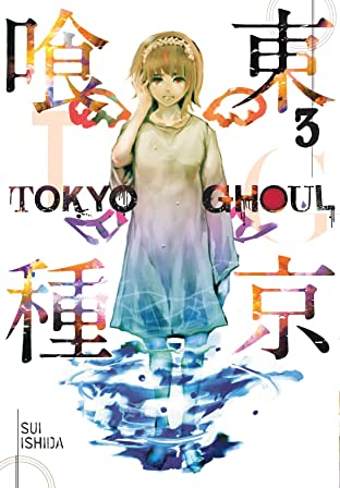 Tokyo Ghoul Tome 3