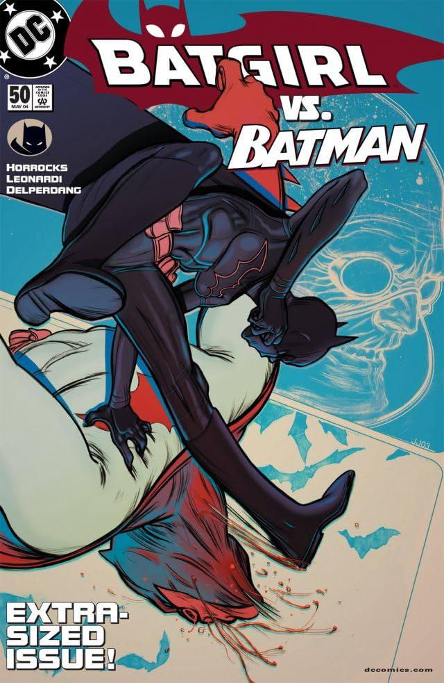 Batgirl (2000-2006) #50