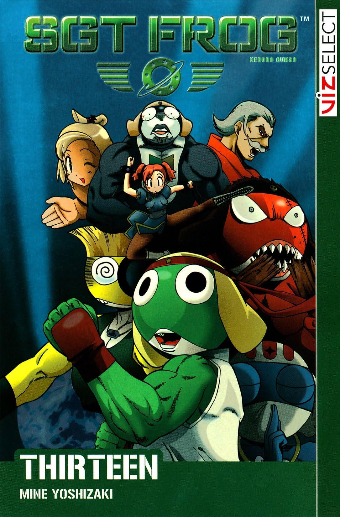 Sgt. Frog Vol. 13