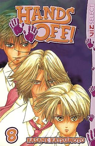 Hands Off! Vol. 8