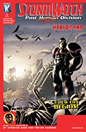 StormWatch: PHD #13: World's End