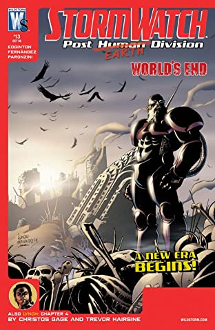StormWatch: PHD No.13: World's End