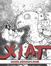 Xiat #1: Cosmic Adventure Monk